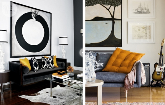 Masculine-Interiors-with-Big-Art