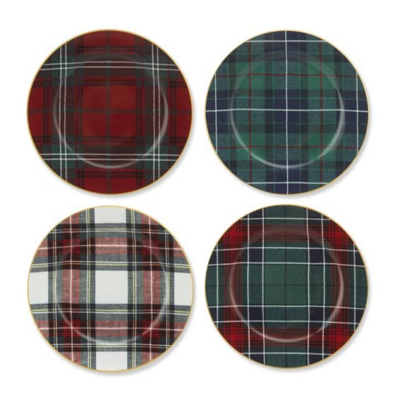 Tartan-Plaid-Salad-Plates-from-Williams-Sonoma