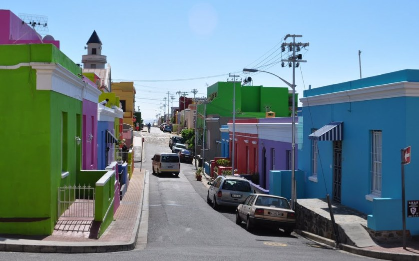 Bo Kaap- Cape Town