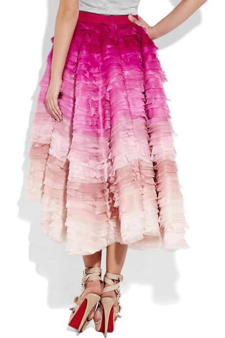 Lela Rose Skirt we love!